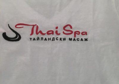 Бродерия Thai Spa