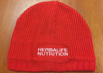 Бродерия на шапка HERBALIFE