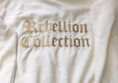 Бродерия Rebellion Collection