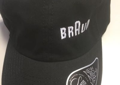 Бродерия BRAUN