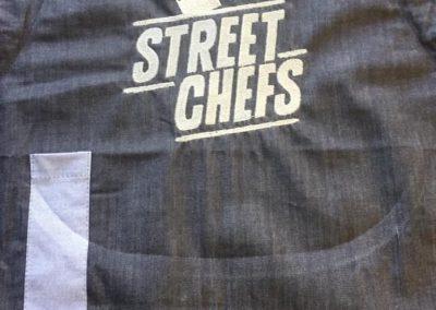 Бродерия STREET CHEFS