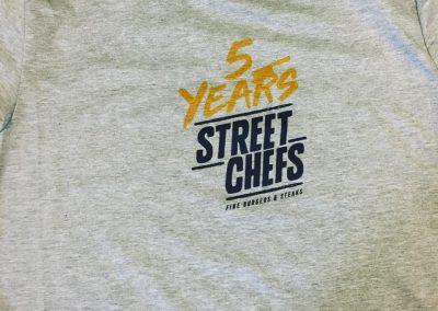 Печат STREET CHEFS