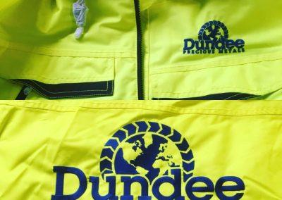 Работни якета с бродерия мина Dundee