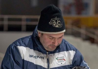Шапка зимна с бродерия Славия